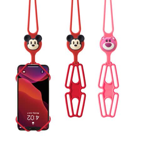 BONE 頸掛手機綁二代  迪士尼授權款