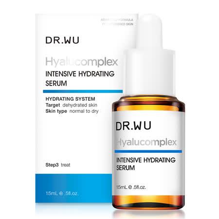 DR.WU  玻尿酸保濕精華液15ml