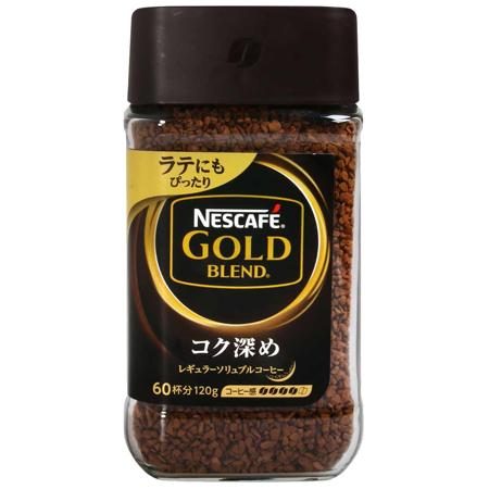 【雀巢】金牌咖啡-特濃 120g