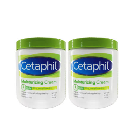 Cetaphil 舒特膚  溫和乳霜550g *2入