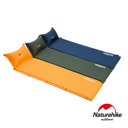 Naturehike 帶枕式單人睡墊