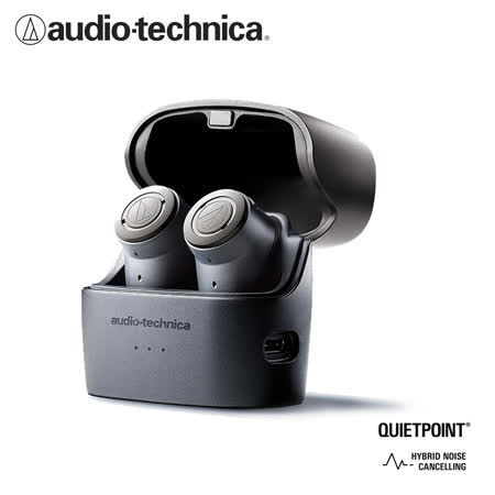 鐵三角 ATH-ANC300TW 真無線降噪耳機