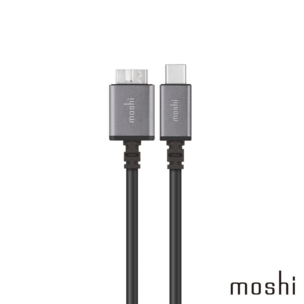 Moshi USB-C to Micro-B 傳輸線(0.5 m)
