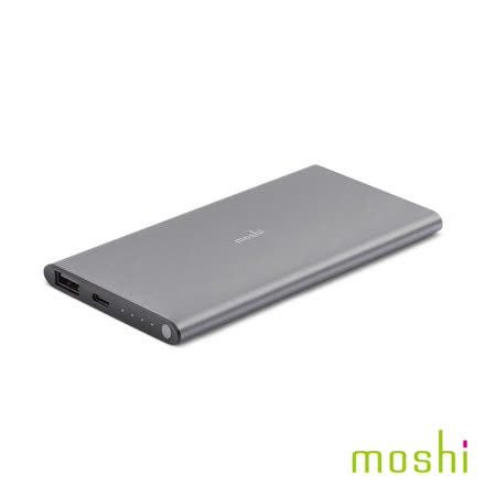 Moshi IonSlim 5K 超薄USB-C 5150 mAh行動電源