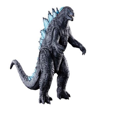 日貨軟膠可動式玩具 -Movie Monster 哥吉拉2019