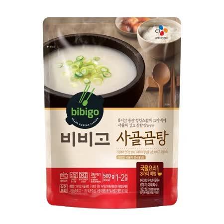 買四送四 Bibigo料理包-牛骨湯