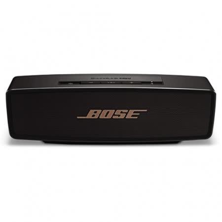 BOSE SoundLink Mini II全音域藍牙揚聲器-黑