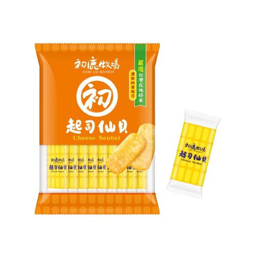 【初鹿】起司米餅 105G