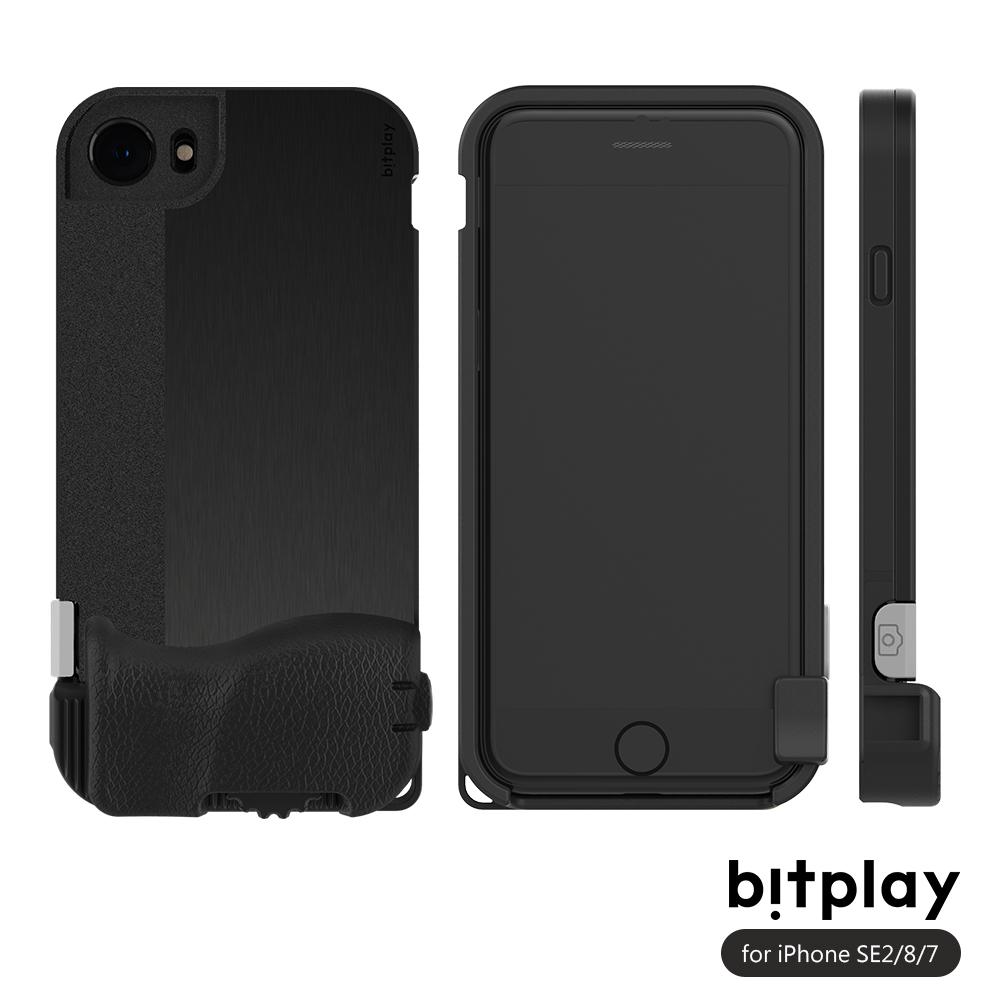 bitplay SNAP! iPhone SE2/ 8/ 7(4.7吋)專用 喀擦一鍵即拍相機快門鍵全包覆防摔相機殼