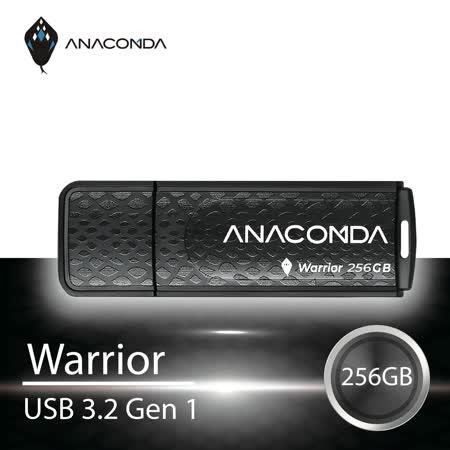 巨蟒Warrior 256GB USB3.2 隨身碟