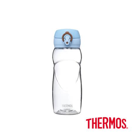 酷蓋輕水瓶 薩克斯藍500ml