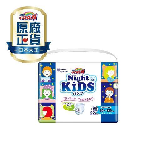 日本大王YA晚褲JUNIOR (14片*6包)