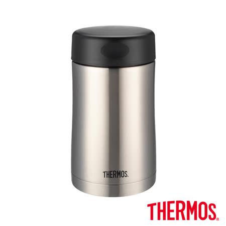 彩漾系列-不鏽鋼色 保溫食物燜燒罐500ml