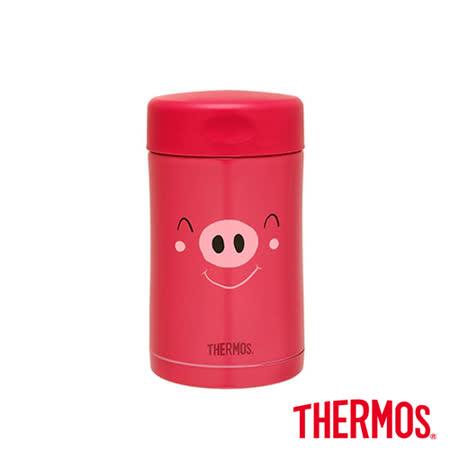 豬事吉祥-紅 保溫食物燜燒罐500ml