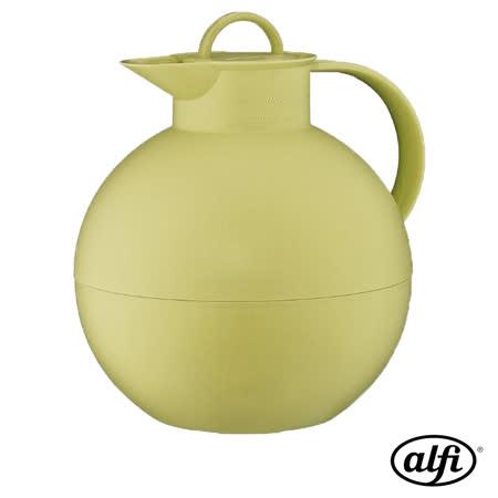 alfi愛麗飛-椴樹綠 玻璃內膽保溫壺0.94L