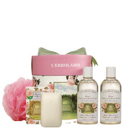 蕾莉歐 玫瑰香氛禮盒
