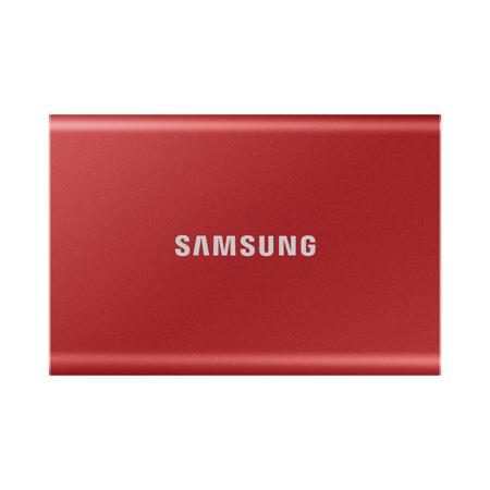 SAMSUNG 三星T7  500G 移動固態硬碟