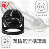【公司貨】IRIS 空氣 循環扇 HE15 電風扇 桌扇 低噪音 對流扇 立扇 空氣循環扇