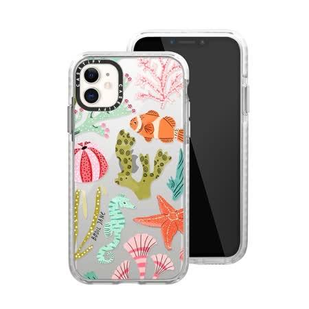 Casetify iPhone 11 耐衝擊保護殼-海洋奇緣