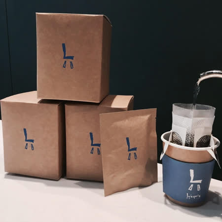 Lesprite Cafe 精品濾掛式咖啡 10入/盒-耶加雪菲
