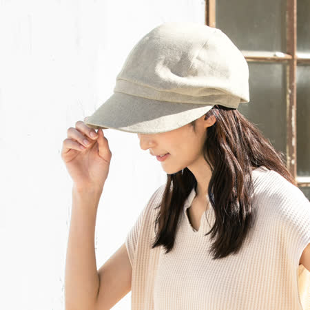 日本QUEENHEAD 抗UV小顏防曬帽