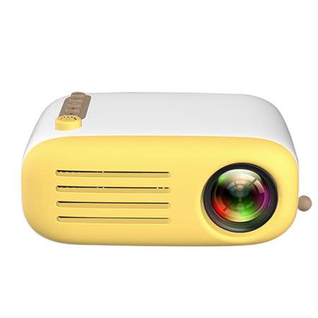 QHL 酷奇迷你LED微型 復古投影機 M5A