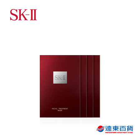 【SK-II】青春面膜組(面膜買3送1)