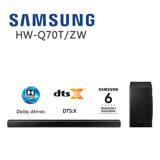 SAMSUNG 三星 3.1.2 聲道 聲霸 SOUNDBAR 家庭劇院 HW-Q70T/ZW