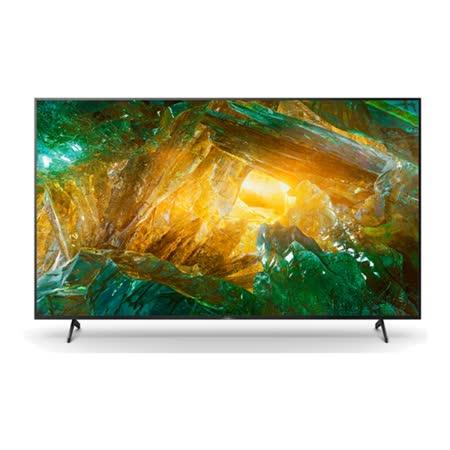 SONY 55吋 4K聯網 KD-55X8000H 電視