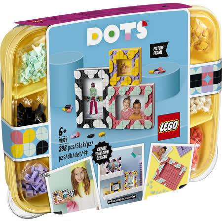 LEGO樂高積木  DOTS創意豆豆相框組