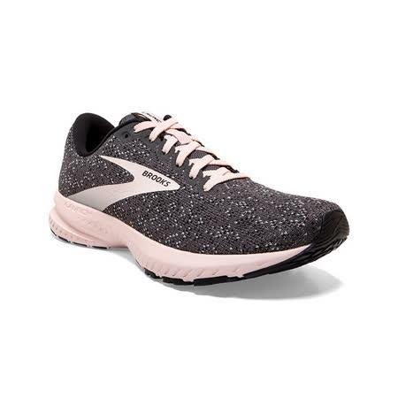 BROOKS  一體成形女慢跑鞋
