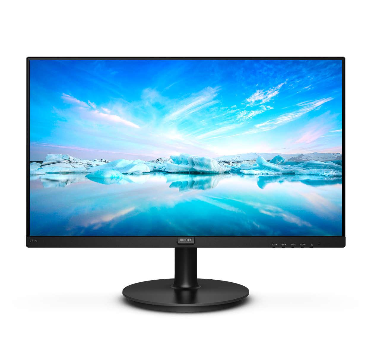 PHILIPS 27吋 271V8 IPS FHD寬螢幕