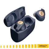 Jabra Elite Active 65t 入耳式全無線運動藍牙耳機-銅藍色