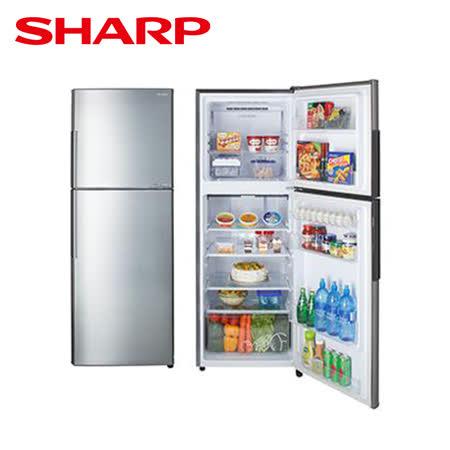 SHARP 287L 變頻冰箱 SJ-GX29