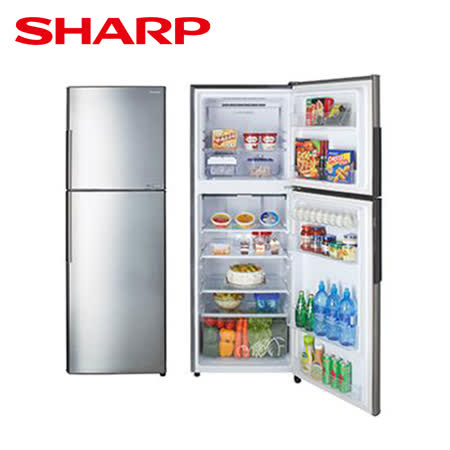 SHARP 315L  變頻電冰箱 SJ-GX32