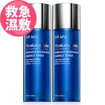 DR.WU 玻尿酸保濕精華化妝水150ML(買一送一)