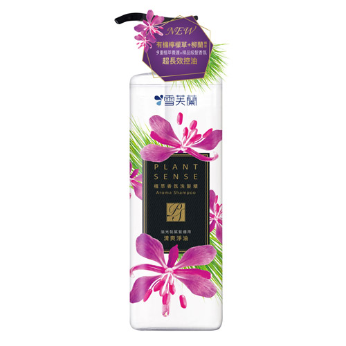 【超值2入組】雪芙蘭植萃香氛洗髮精-清爽淨油500g