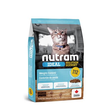 Nutram 紐頓 專業理想系列-I12