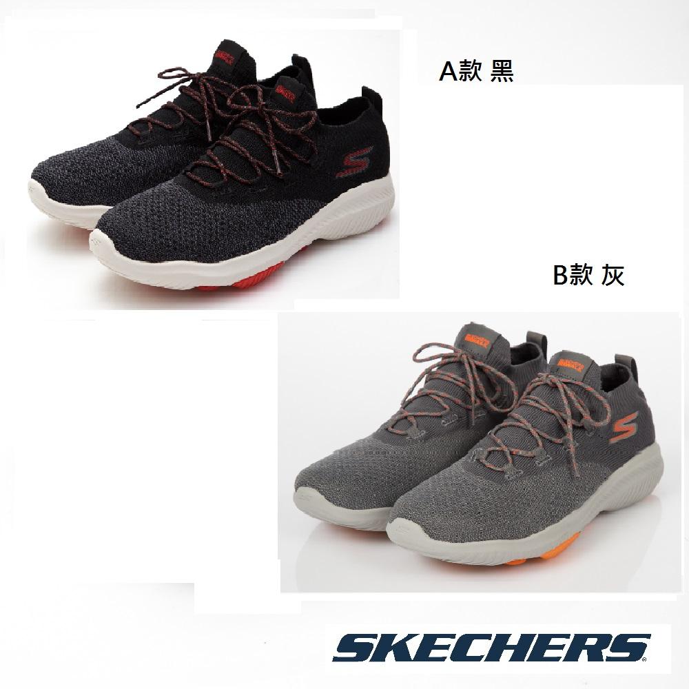 SKECHERS 男 健走系列 GO WALK REVOLUTION ULTRA - 54667BKRD/ 54667CCOR