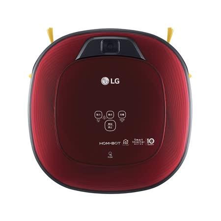 LG樂金 CordZero™  WiFi濕拖地掃地機器人