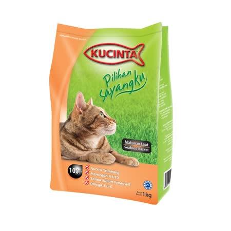 KUCINTA 科西塔貓乾糧1kg