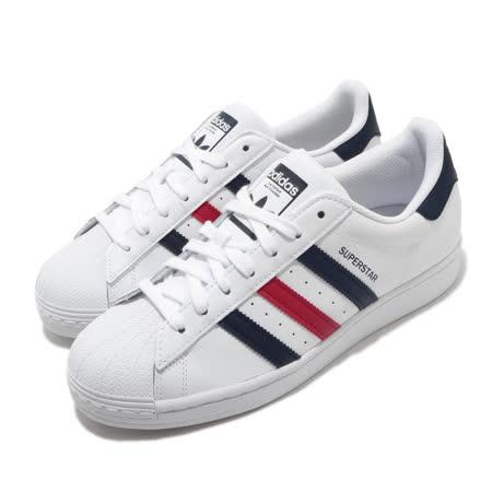 adidas 男女休閒鞋  Superstar