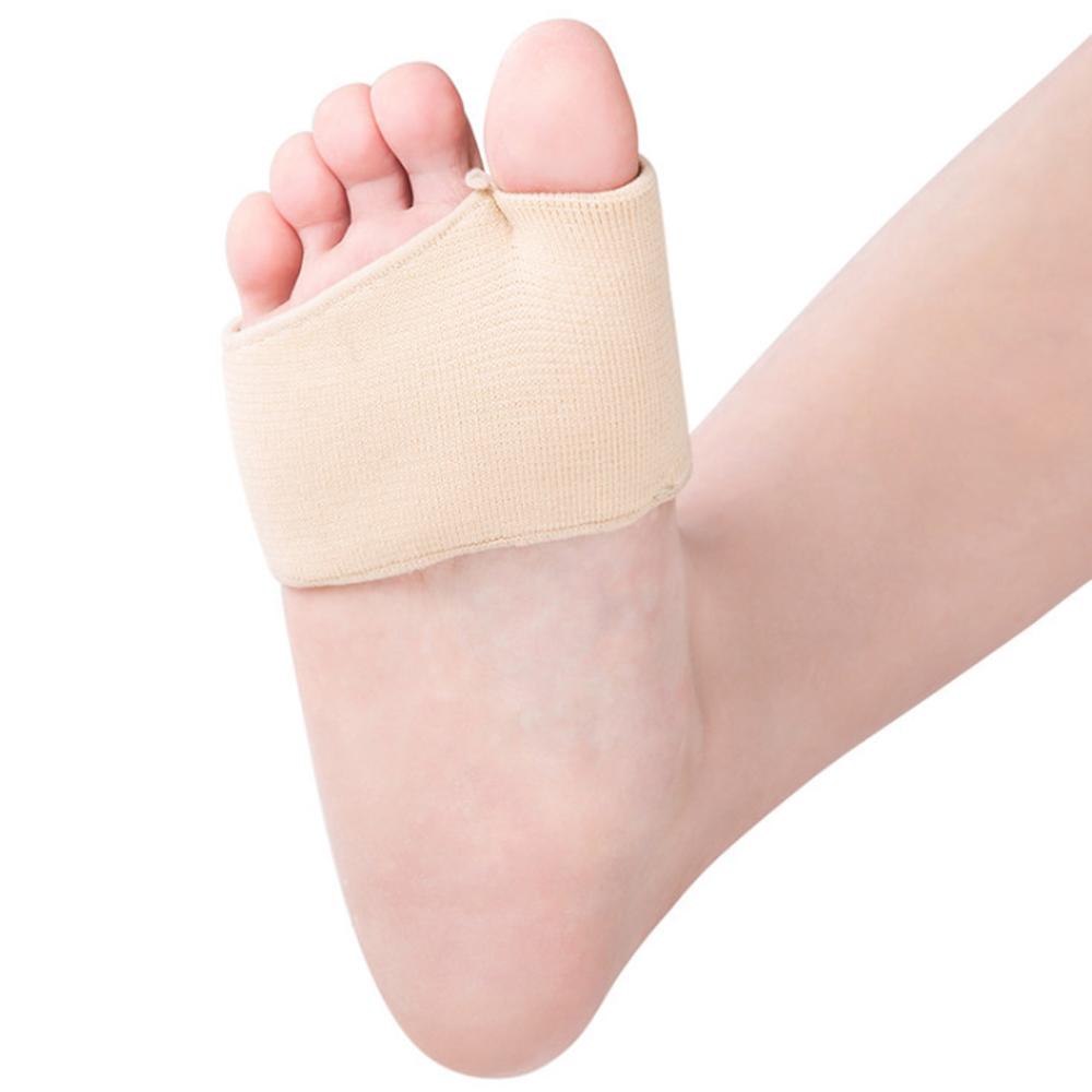 JHS杰恆社abe050現貨 螺紋拇指外翻 護理套腳前掌加厚 超軟拇指保護套高跟鞋前掌墊