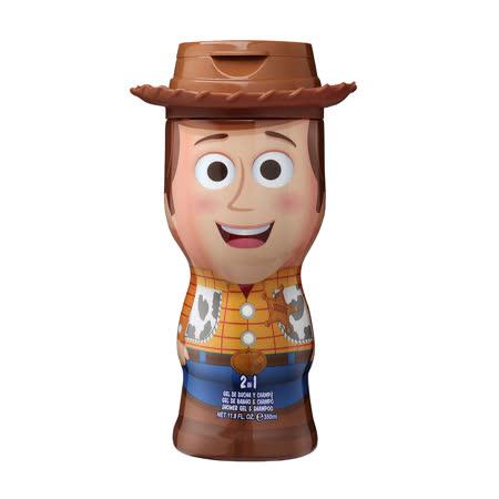 Toy Story 4 Woody  胡迪 2合1沐浴洗髮精