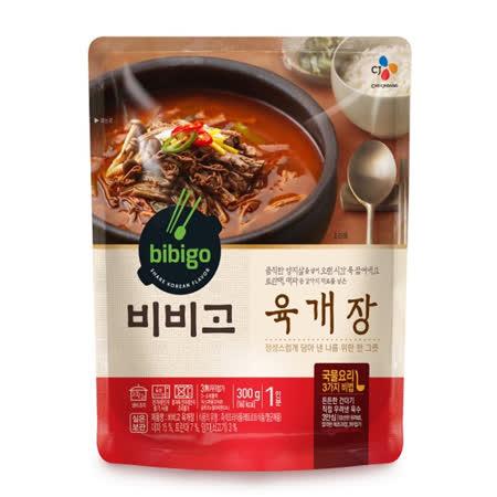 【CJ BIBIGO】辣牛肉湯500G