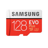 Samsung 三星 EVO Plus 128GB MicroSDXC CL10/UHS-I 記憶卡(100MB/s)