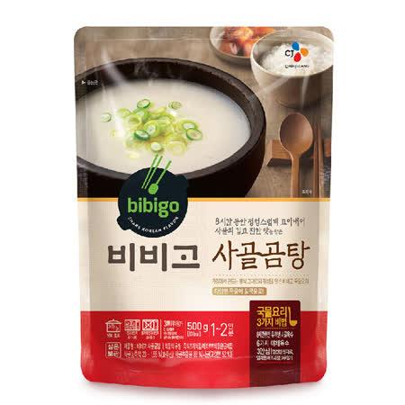 【CJ BIBIGO】牛骨湯500G