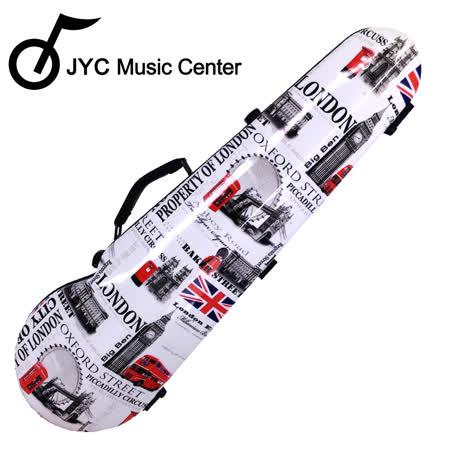 JYC Music 小提琴三角硬盒