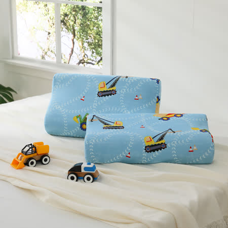 LAMINA 防蹣抗菌兒童記憶枕-1入
