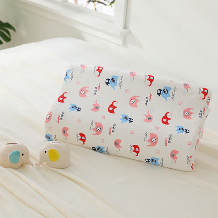 LAMINA 兒童波浪工學型天然乳膠枕